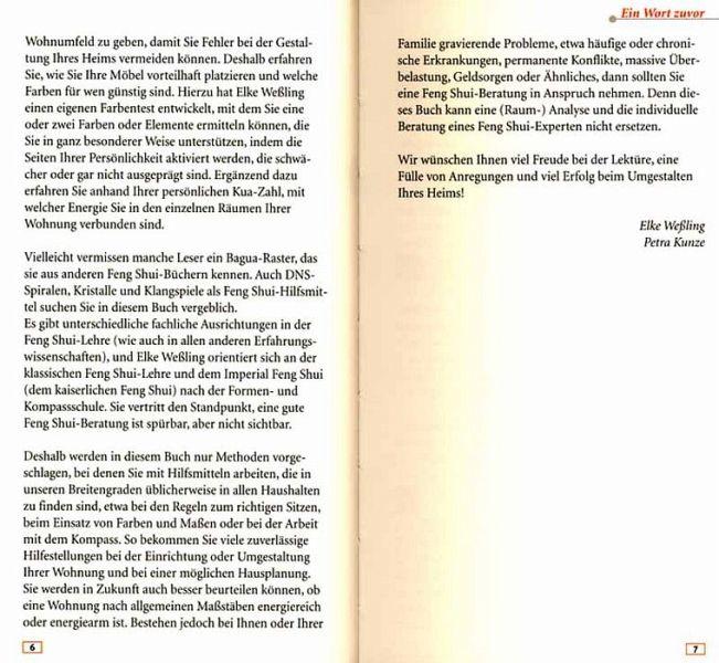 300 Fragen zum Feng Shui von Elke Weßling; Petra Kunze - Buch ...