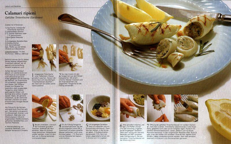 Die Echte Italienische Küche Von Reinhardt Hess; Sabine Sälzer