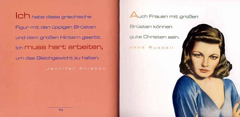 Frauen single spruche gl-Magazin Frühjahr