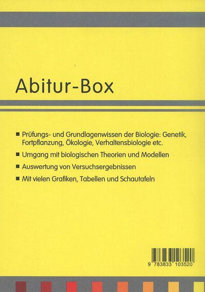 sch lerhilfe abitur box 8 bde schulbuch. Black Bedroom Furniture Sets. Home Design Ideas