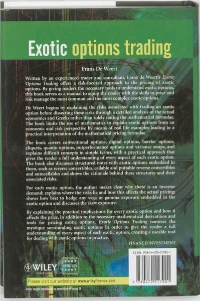 Exotic options trading download