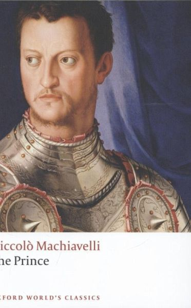 the prince machiavelli hackett pdf