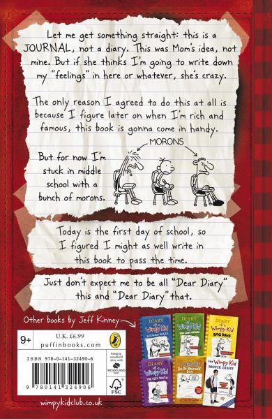 Diary Of A Wimpy Kidgregs Tagebuch Von Idioten Umzingelt
