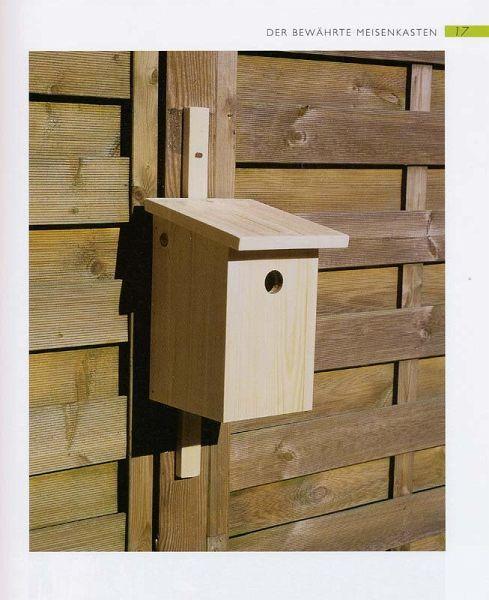 vogelh user selbst bauen buch. Black Bedroom Furniture Sets. Home Design Ideas
