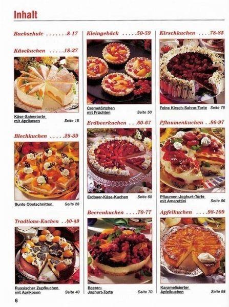 K stliche kuchen torten kochen genie en buch for Kuchen sofort lieferbar