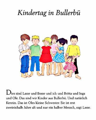 Geschichten Aus Bullerbu Von Astrid Lindgren Portofrei Bei Bucher De Bestellen
