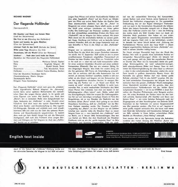 Rudolf Schock - Wagner Operas