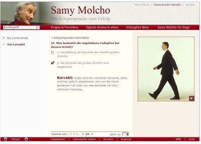 samy molcho mit k rpersprache zum erfolg 3 0 pc software. Black Bedroom Furniture Sets. Home Design Ideas