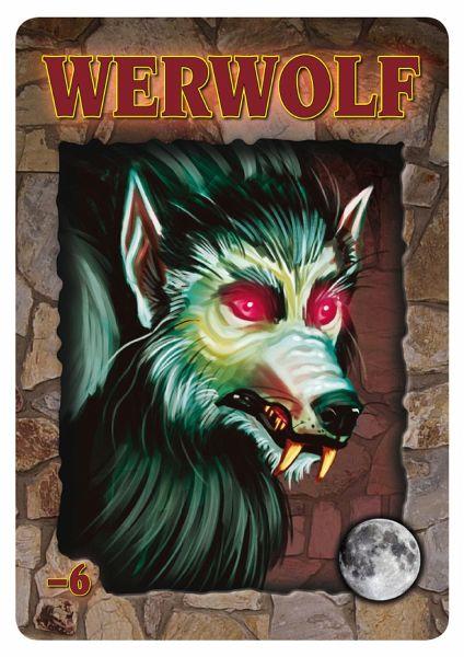 Kartenspiel Werwolf