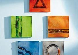 neue energiebilder in acryl von alice r gele taschenbuch. Black Bedroom Furniture Sets. Home Design Ideas