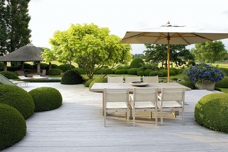 Exklusives gartendesign spektakul re privatg rten von for Gartendesign