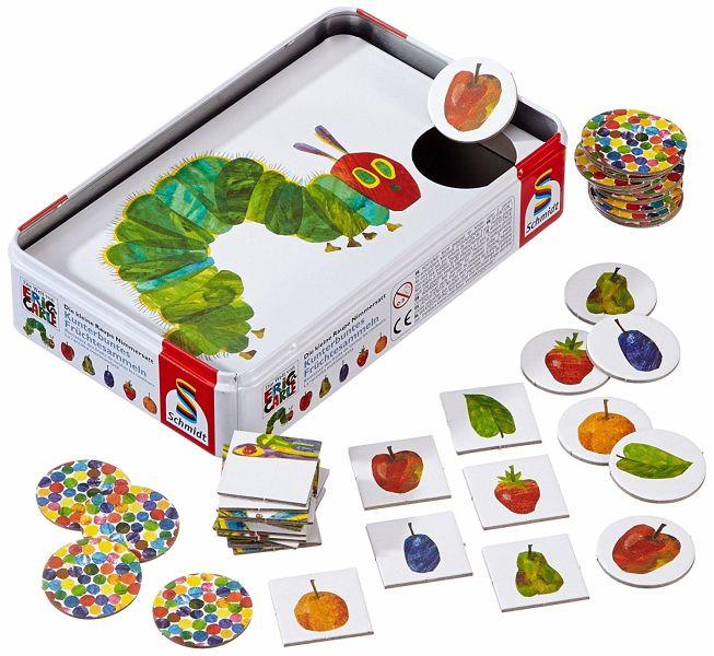 Spiel Raupe Nimmersatt