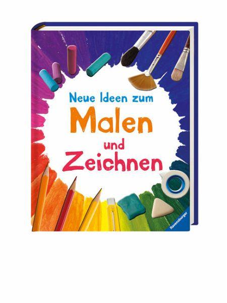 Neue Ideen Zum Malen Und Zeichnen Portofrei Bei Bucher De Bestellen