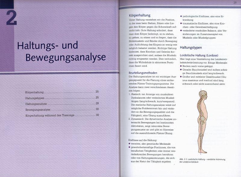 Pilates-Anatomie von Paul Massey - Buch - bücher.de