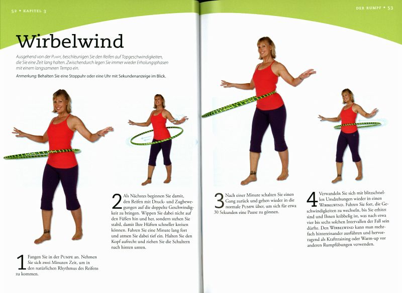 das hula hoop workout m dvd von christabel zamor buch. Black Bedroom Furniture Sets. Home Design Ideas