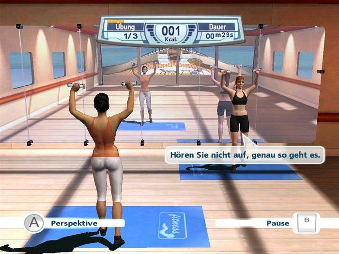 my body coach inkl hanteln games versandkostenfrei bei b. Black Bedroom Furniture Sets. Home Design Ideas
