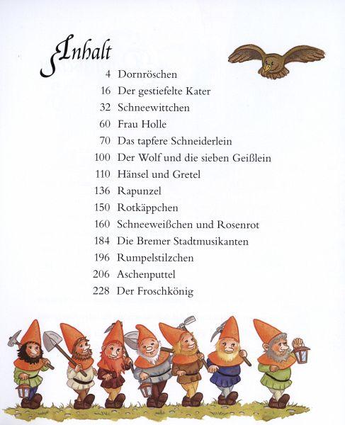 Die schönsten Märchen der Brüder Grimm von Jacob Grimm; Wilhelm ...