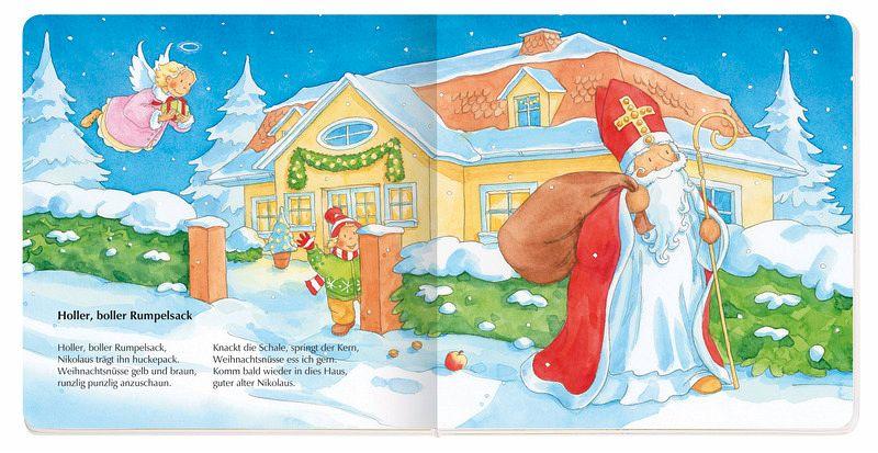meine allerersten weihnachtsreime von carola sturm buch. Black Bedroom Furniture Sets. Home Design Ideas