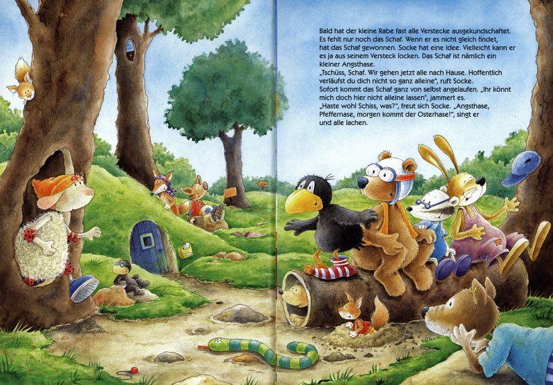 Das Buch Des Raben