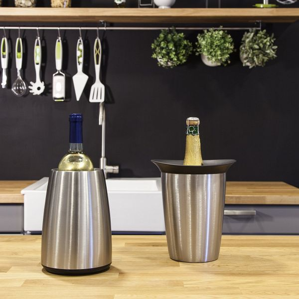 vacu vin baraccessoires weink hler elegant edelstahl. Black Bedroom Furniture Sets. Home Design Ideas