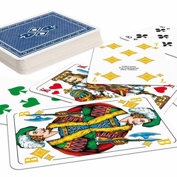 Wo Ist Das Gehirn Kartenspiel Buecherde: ASS Altenburger Spielkarten 70027