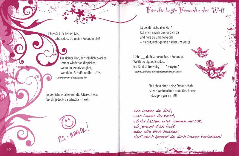 Sprüche Freundebuch | Mein Buch Der Poesie Und Albumverse Buch Buecher De