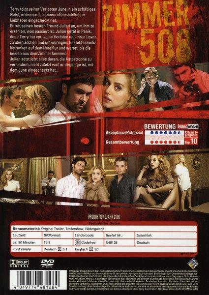 zimmer 508 film auf dvd On zimmer 508 handlung