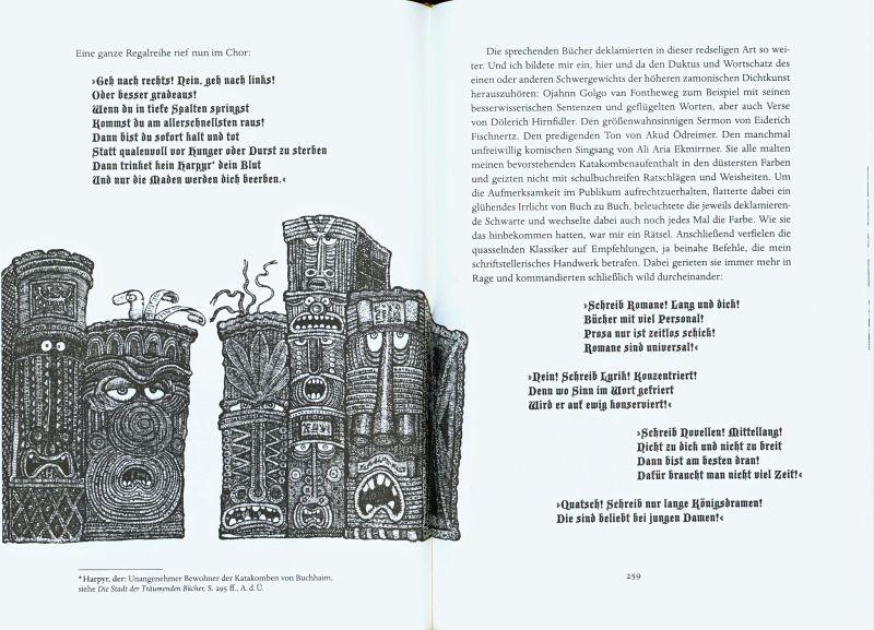 das labyrinth der tr umenden b cher zamonien bd 6 von walter moers portofrei bei b. Black Bedroom Furniture Sets. Home Design Ideas
