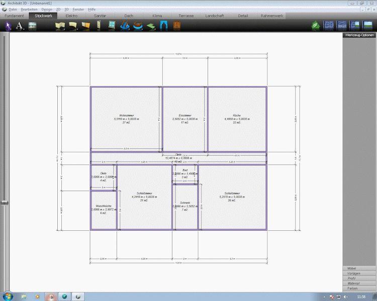 Architekt 3d professional download f r windows for Architekt 3d professional