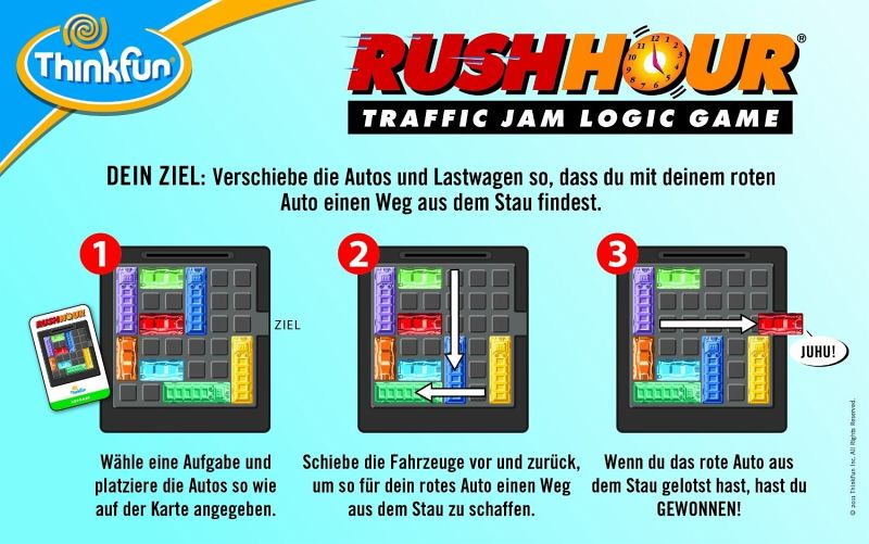 rush hour spiel download