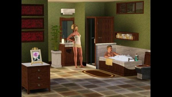 The Sims 4 Bathroom Ideas : Die sims traumsuite accessoires pc mac spiel