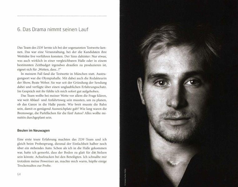 Samuel Koch - Zwei Leben von Samuel Koch; Christoph Fasel - Buch ...