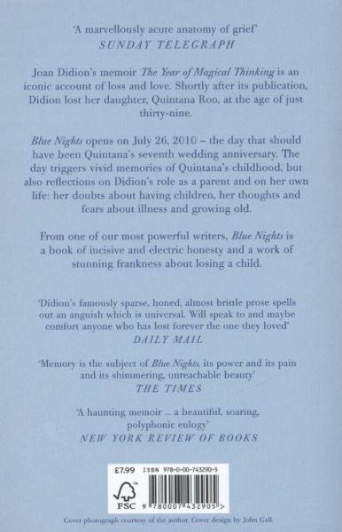 joan didion blue nights pdf