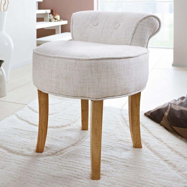 hocker natur. Black Bedroom Furniture Sets. Home Design Ideas