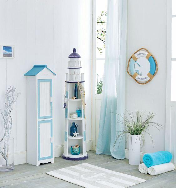 miavilla regal leuchtturm. Black Bedroom Furniture Sets. Home Design Ideas