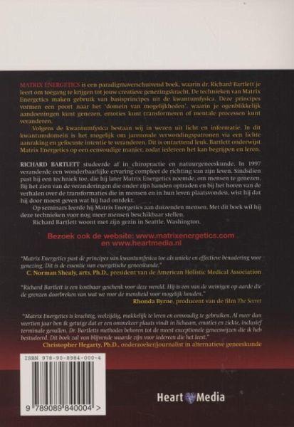 richard bartlett matrix energetics pdf