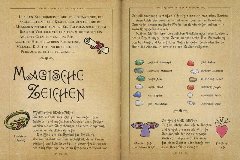 geheime zaubersprüche von nicola de pulford - buch - buecher.de