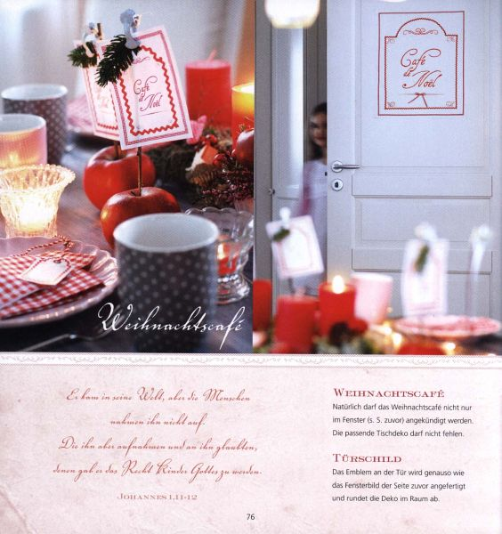 deko liebe weihnachten von imke johannson buch. Black Bedroom Furniture Sets. Home Design Ideas