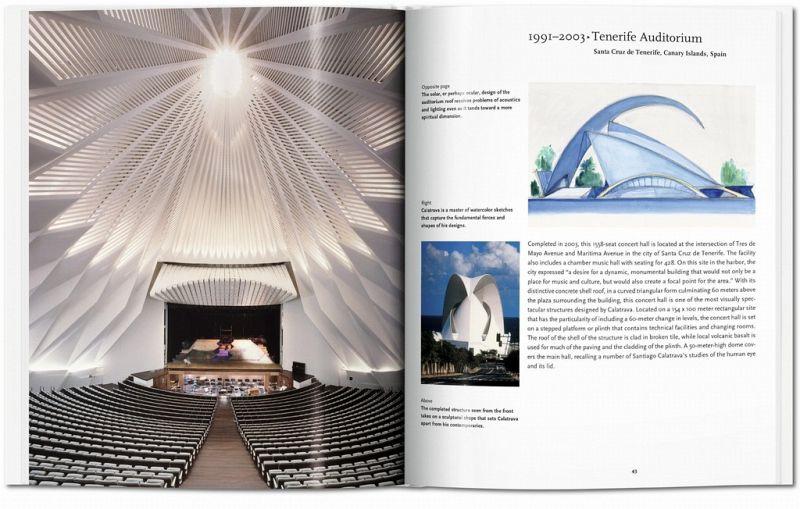 Calatrava von philip jodidio buch for Home architecture analogy