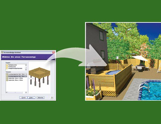 3d gartenplaner pro download f r windows. Black Bedroom Furniture Sets. Home Design Ideas