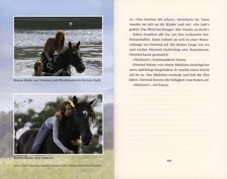 Zusammen sind wir frei / Ostwind Bd.1 von Carola Wimmer - Buch ...