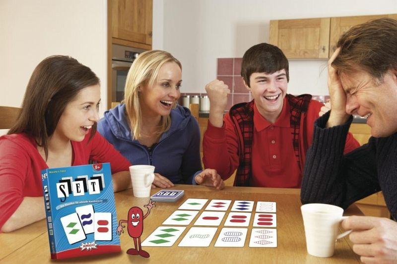 Set Kartenspiel