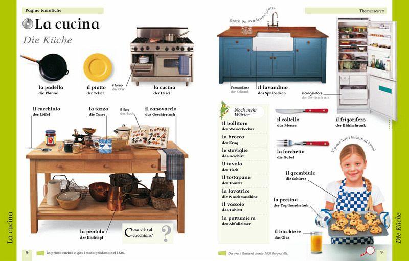 bildw rterbuch italienisch buch. Black Bedroom Furniture Sets. Home Design Ideas