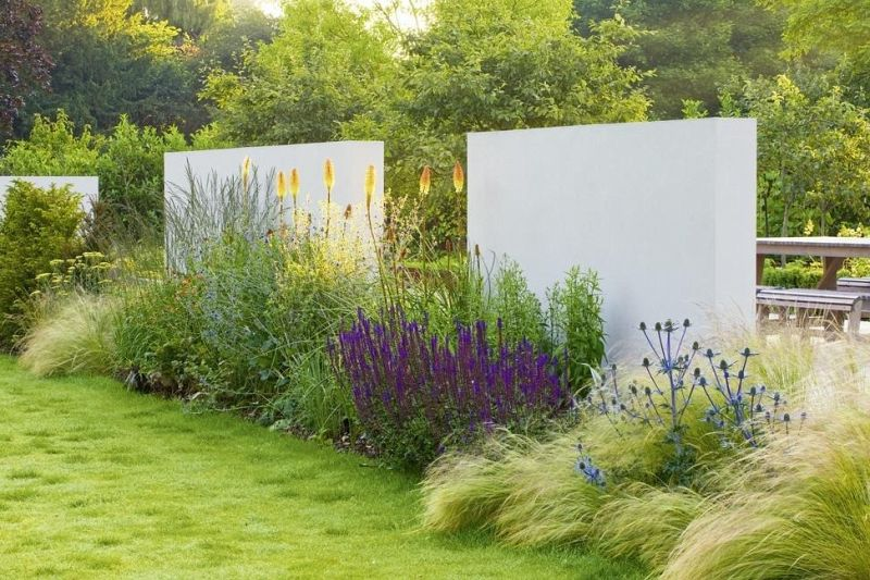 Design Mit Pflanzen   Moderne Architektur Im Garten