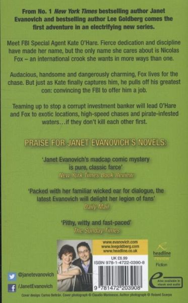 The Heist by Janet Evanovich and Lee Goldberg (2013 Hardback)