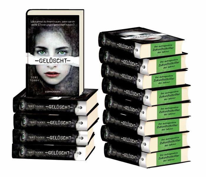 Gelöscht / Gelöscht-Trilogie Bd.1 von Teri Terry portofrei