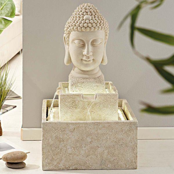 buddha brunnen brunnen buddha zen. Black Bedroom Furniture Sets. Home Design Ideas