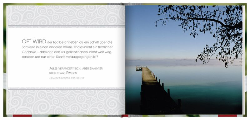 Tröstende Worte von Herzen - Buch - buecher.de