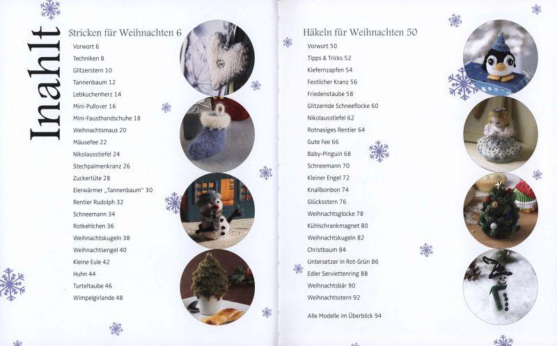 Kleine Weihnachtsdeko Von Sue Stratford Val Pierce Portofrei Bei