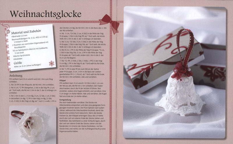 Kleine Weihnachtsdeko Zum Stricken Und Häkeln Günstige Küche Mit E